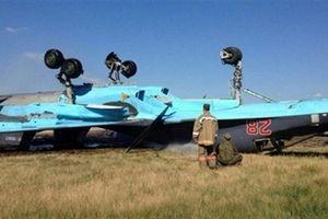 Dù hãm tốc chết kẹt và nỗi thất vọng Su-34