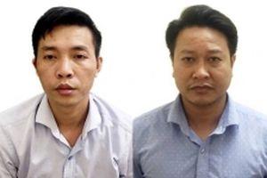 Khởi tố, bắt tạm giam hai bị can liên quan đến gian lận điểm thi ở Hòa Bình