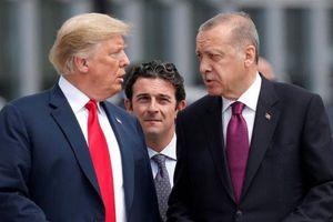 Quan hệ Mỹ-Thổ Nhĩ Kỳ lại… 'dậy sóng'