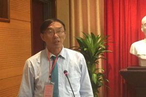 Nguyên Cục trưởng Cục Hóa chất làm Tổng thư ký Hiệp hội Phân bón