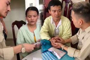Sau phát ngôn sốc, Hoa Vinh phản ứng bất ngờ với gia đình nạn nhân ở Quảng Nam