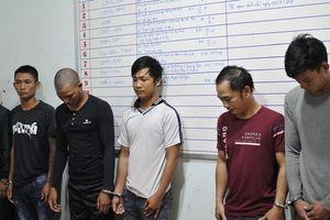 Bắt băng nhóm bảo kê thu mua sầu riêng