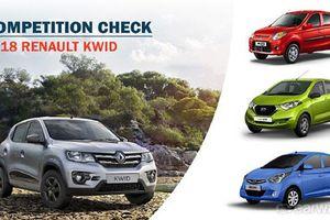 Chi tiết xe siêu rẻ Renault Kwid giá chỉ 90,5 triệu đồng