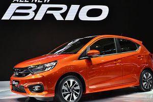 Xe giá rẻ Honda Brio 2019 thế hệ mới chính thức ra mắt