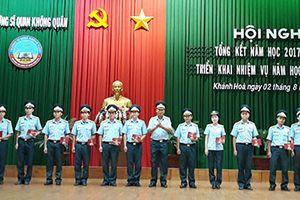 53 giảng viên Trường Sĩ quan Không quân được cấp chứng chỉ nghiệp vụ sư phạm