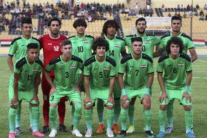 Tuyển Olympic Iraq chính thức rút lui khỏi ASIAD 2018: 'Không có bốc thăm lại'