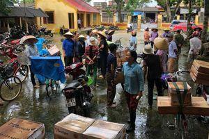 Thanh Hóa khuyến cáo về 'nạn' bán hàng kém chất lượng tại các nhà văn hóa thôn