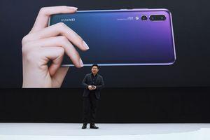 Huawei tham vọng thống trị thế giới smartphone sau khi vượt Apple