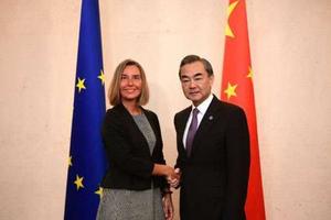 EU - Trung Quốc đồng lòng chống lại bảo hộ thương mại