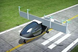 Taxi bay cất hạ cánh thẳng đứng tốc độ hơn 400 km/h