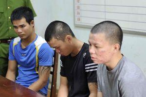 Bốn thanh niên thực hiện 29 vụ trộm tài sản