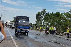 Sau tai nạn 13 người chết: Đề xuất mở rộng tuyến tránh 'tử thần'