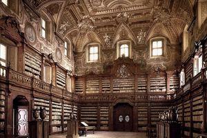 Điểm mặt những thư viện đẹp nhất trên thế giới