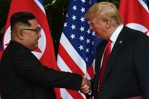 Tổng thống Trump nhận thư mới từ ông Kim Jong-un