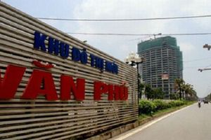 Văn Phú mang dự án 'đất vàng' đi thế chấp ngân hàng