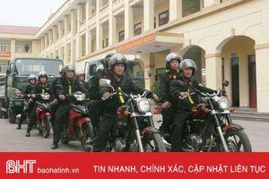 Đảm bảo an toàn Giải Bóng chuyền nữ quốc tế VTV Cup 2018 tại Hà Tĩnh