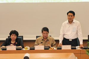 Các dự án ODA ở Hà Nội thường… chậm tiến độ