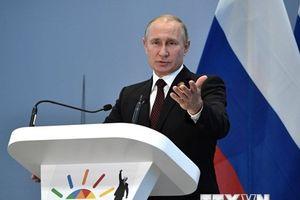 AMM 51: Nga thông báo kế hoạch dự EAS của Tổng thống Nga