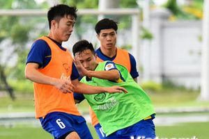 Lịch thi đấu, trực tiếp U23 Việt Nam tại giải bóng đá U23 quốc tế