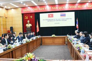 Đưa kim ngạch thương mại Việt Nam-Thái Lan lên 20 tỷ USD vào năm 2020