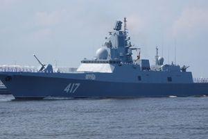 Hải quân Nga được phiên chế chiến hạm tàng hình uy lực nhất kể từ thời Liên Xô