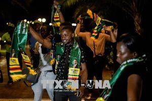 Tổng thống Zimbawe E.Mnangagwa tái đắc cử, phe đối lập không công nhận kết quả