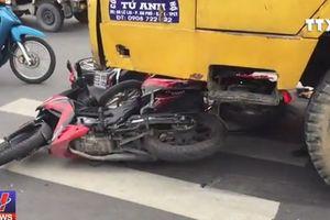 Tai nạn giao thông tại Cần Thơ làm 1 người chết, nhiều người bị thương