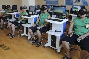 Trung Quốc dùng công nghệ thực tế ảo cắt cơn người nghiện
