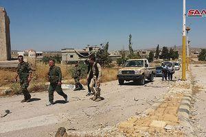 'Hổ Syria' truy diệt IS tại sào huyệt Daraa, bắt 200 nghi phạm khủng bố