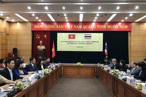 Việt Nam-Thái Lan đặt mục tiêu đạt kim ngạch thương mại 20 tỷ USD trong năm 2020