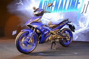 Yamaha Exciter mới thêm tính năng, tăng kích thước giá 46,99 triệu đồng