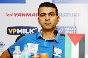 HLV U23 Palestine nói gì trước trận so tài với U23 Việt Nam?