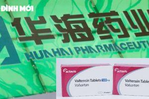 Có thể mới chỉ có 1 trường hợp mắc ung thư trong số 5.000 người dùng thuốc chứa liều lượng Valsartan cao