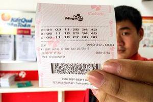 Đổi vé trúng thưởng 30.000 đồng lấy 3 dãy số Vietlott, người chơi trúng hơn 4,6 tỷ đồng