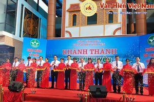 Vĩnh Phúc: Khánh thành, đưa chợ Vĩnh Yên vào hoạt động kinh doanh