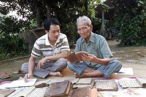 Số hóa bảo tồn thư tịch cổ của các dân tộc thiểu số tại Bắc Cạn