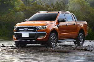 Ford Việt Nam triệu hồi hơn 2.500 xe bán tải Ranger