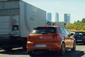Quảng cáo Volkswagen Polo bị cấm vì 'cổ vũ lái xe thiếu trách nhiệm'
