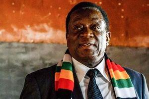 Tổng thống đường quyền Zimbabwe thắng cử giữa bão phản đối