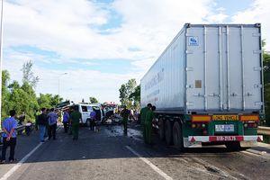 Sau vụ tai nạn thảm khốc xe đón dâu: Quảng Nam tìm giải pháp xóa 'điểm đen' giao thông