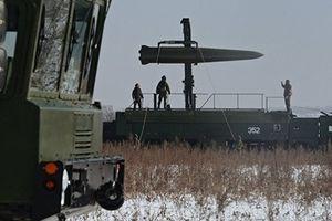 Nga trang bị đầu đạn cực khủng mới cho siêu tên lửa Iskander-M