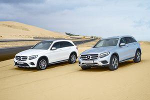 Triệu hồi 765 xe Mercedes-Benz GLC