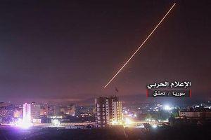 Phòng không Syria phá 'mục tiêu thù địch' gần Damascus