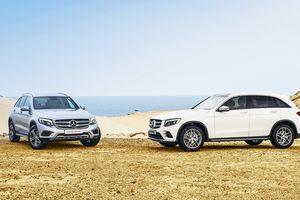Mercedes-Benz triệu hồi GLC tại Việt Nam do linh kiện túi khí gặp lỗi
