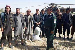 Hơn 200 tay súng IS bất ngờ đầu hàng quân đội Afghanistan