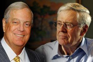 Anh em nhà Koch và liên minh trục lợi chính trị
