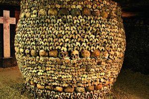 Những câu chuyện huyền bí ở hầm mộ Paris