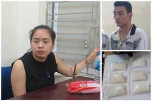 Bắt nữ quái Kim Ưng đất cảng, chặt đứt đường dây ma túy khủng