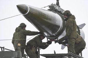 Tên lửa chiến lược Iskander-M của Nga giờ đây có thể tấn công các mục tiêu trên biển