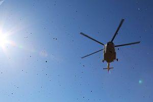 Rơi trực thăng Mi-8 ở Nga, có thể 18 người đã thiệt mạng